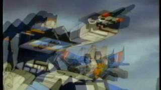 Transformers Cartoon Intro Theme Song 1980's Season 1