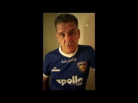John Gregory thanks the fans and more!