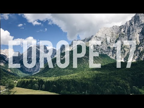 Europe Trip 2017 | Hungary, Slovenia, Italy and Croatia