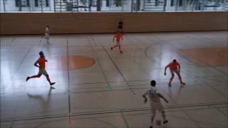 SC Borea Dresden - Charlottenburger FC Hertha 06 2:2 (0:1) Halbzeit 1