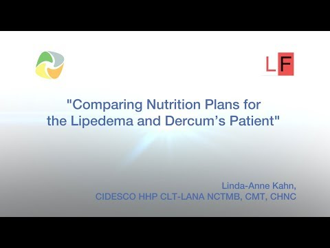 Comparing Nutrition Plans for the Lipedema 31
