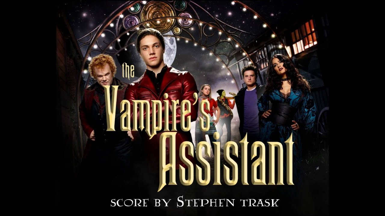 The Vampire's Assistant Soundtrack 21. Blood Will Have Blood - YouTube