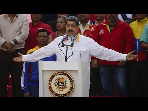Russia Ready to play role in peace talks in Venezuela crisis