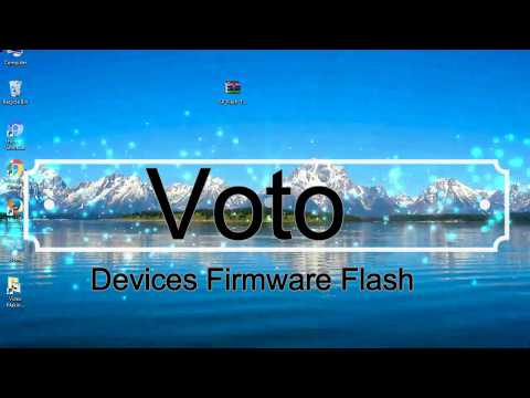 How To Flashing Voto Firmware (Stock ROM) Using Smartphone Flash Tool