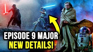 KYLO VS REY and KNIGHTS OF REN Revealed in New The Rise Of Skywalker Teasers!