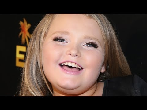 Why We're Worried About Honey Boo Boo