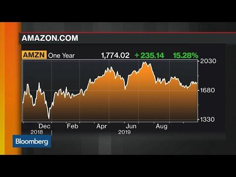 Amazon May Contest Microsoft's Controversial $10 Billion Pentagon Contract