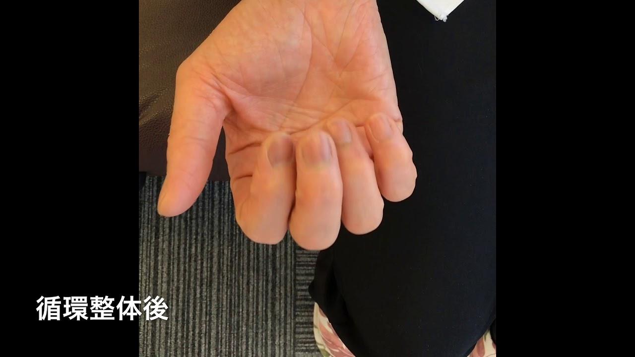動画 ばね 指 ストレッチ