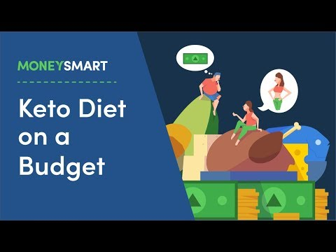 Keto Diet on a Budget! (Low Carb High Fat Dieting)