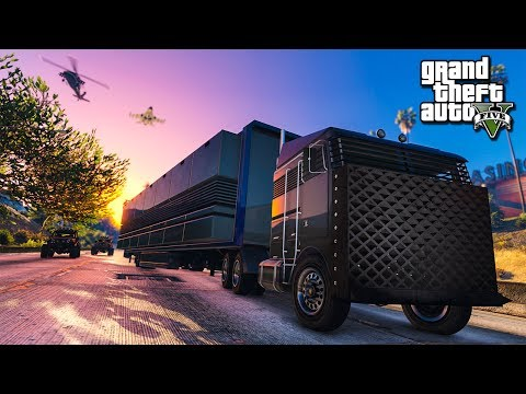 GTA 5 ONLINE GUN RUNNING DLC - UNLOCKING EVERYTHING! NEW GTA 5 GUN RUNNING DLC GAMEPLAY!