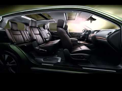 2013 Infiniti Jx 7 Seater Crossover Youtube