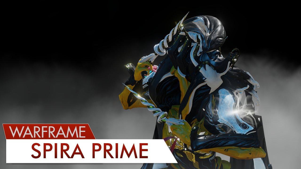Warframe Spira Prime The Inaccurate One YouTube
