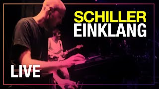 """SCHILLER: """"Einklang"""" // Live // 2003"""