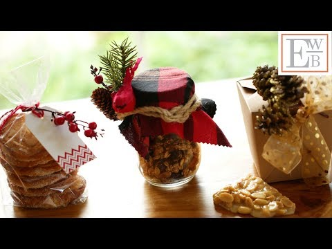 3 DIY Food Gift Ideas-Edible Gifts | ENTERTAINING WITH BETH