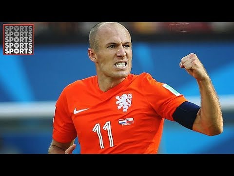 Where Does Arjen Robben Rank All Time?