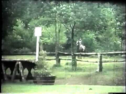 1976 Olympic 3 Day Event at Bromont