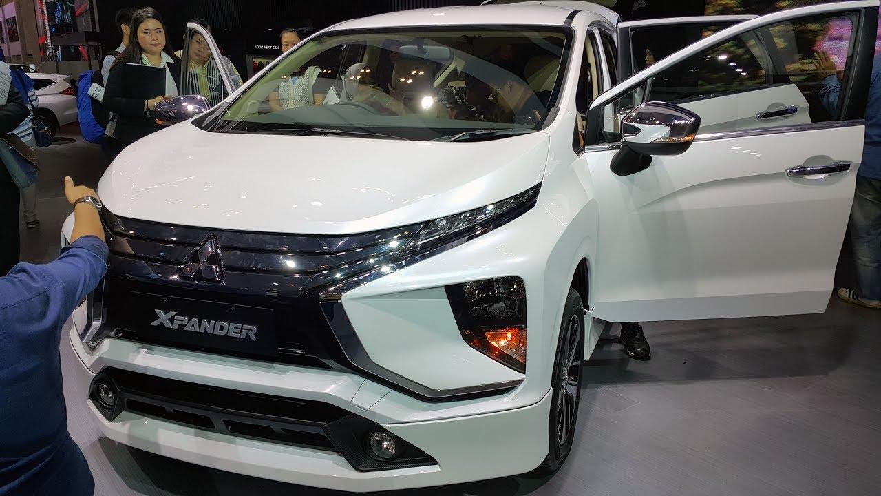 Mitsubishi Xpander Ultimate 2017 1.5