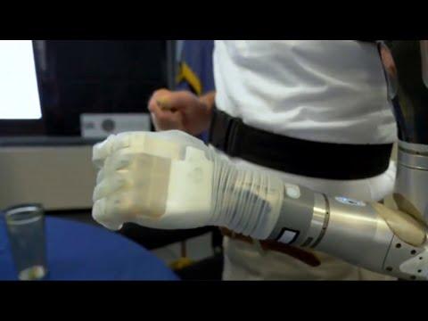 أخبار التكنولوجيا | علماء يطورون يد روبوتية قادرة على #الإحساس  - نشر قبل 22 ساعة