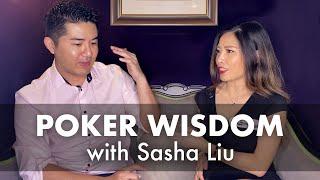 Passing on Poker Wisdom