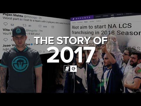The Story of 2017