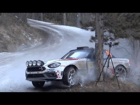 Crash & Mistakes WRC Rallye Monté Carlo 2017 Breen Andolfi ...