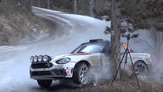 Video Crash & Mistakes WRC Rallye Monté Carlo 2017 Breen Andolfi ... download MP3, 3GP, MP4, WEBM, AVI, FLV Oktober 2018