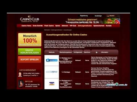 Deutschlands beliebtes Casino : der Casino Club