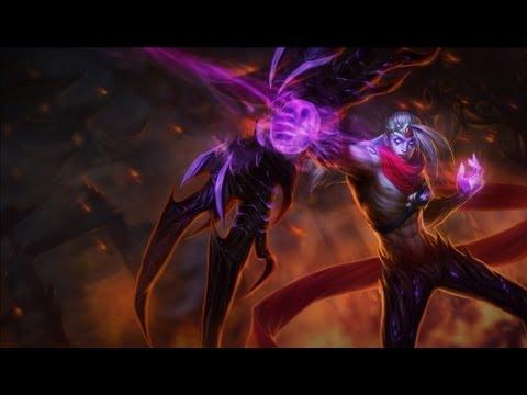Varus: Art Spotlight | League of Legends