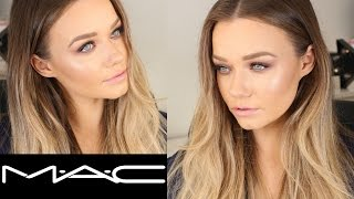 One of Michelle Crossan's most viewed videos: Talk Through MAC Cosmetics Makeup Tutorial | Burgundy x 9 Eyeshadow Palette |  Beauty.Life.Michelle