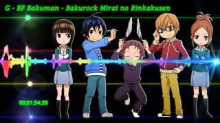 G - BF Bakuman - Bakurock Mirai no Rinkakusen
