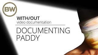 """Documenting Paddy   Basement Workshop: """"with/out"""""""