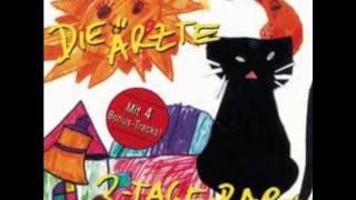 Die Ärzte - 3 Tage Bart 1996 (Single)
