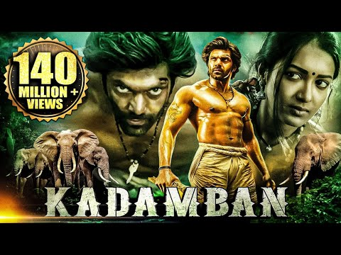 Kadamban 2017 Full Hindi Movie  Arya, Catherine Tresa  Riwaz Duggal  New Released