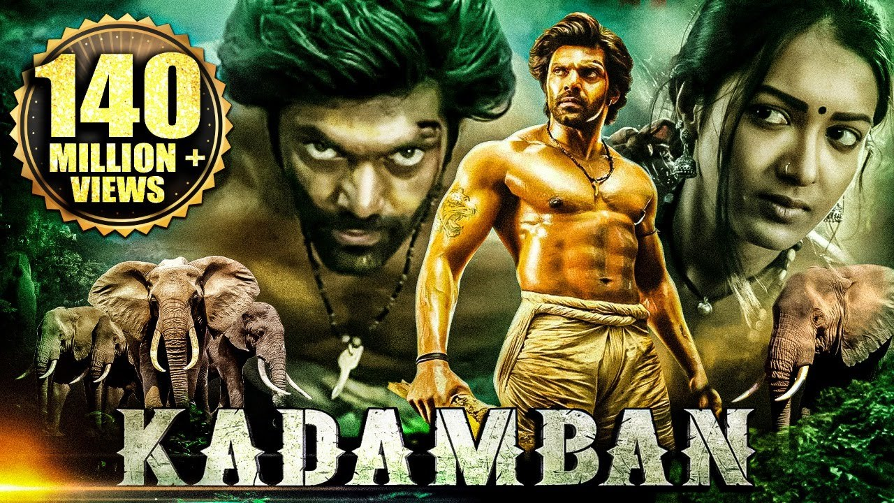 Kadamban (2017) New Released Full Hindi Dubbed Movie | Arya, Catherine Tresa | Riwaz Duggal