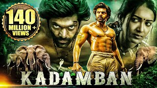 Kadamban 2017 Full Hindi Movie  Arya Catherine Tresa  Riwaz Duggal  New Released