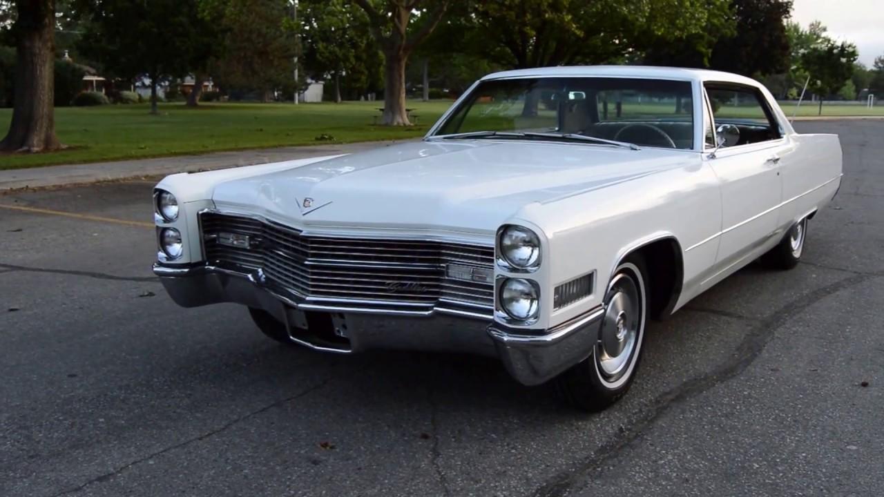 1966 Cadillac Calais Two Door Hardtop Ross S Valley Auto Sales