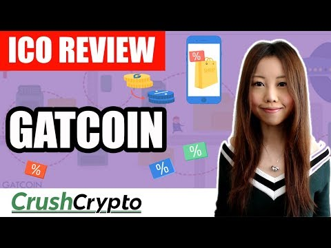ICO Review: GATCOIN (GAT) - Tokenizing Point Reward Systems