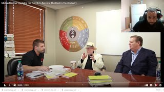 #Businesstalk Tommy Mello and Ken Goodrich and the Michael Gerber Reaction video