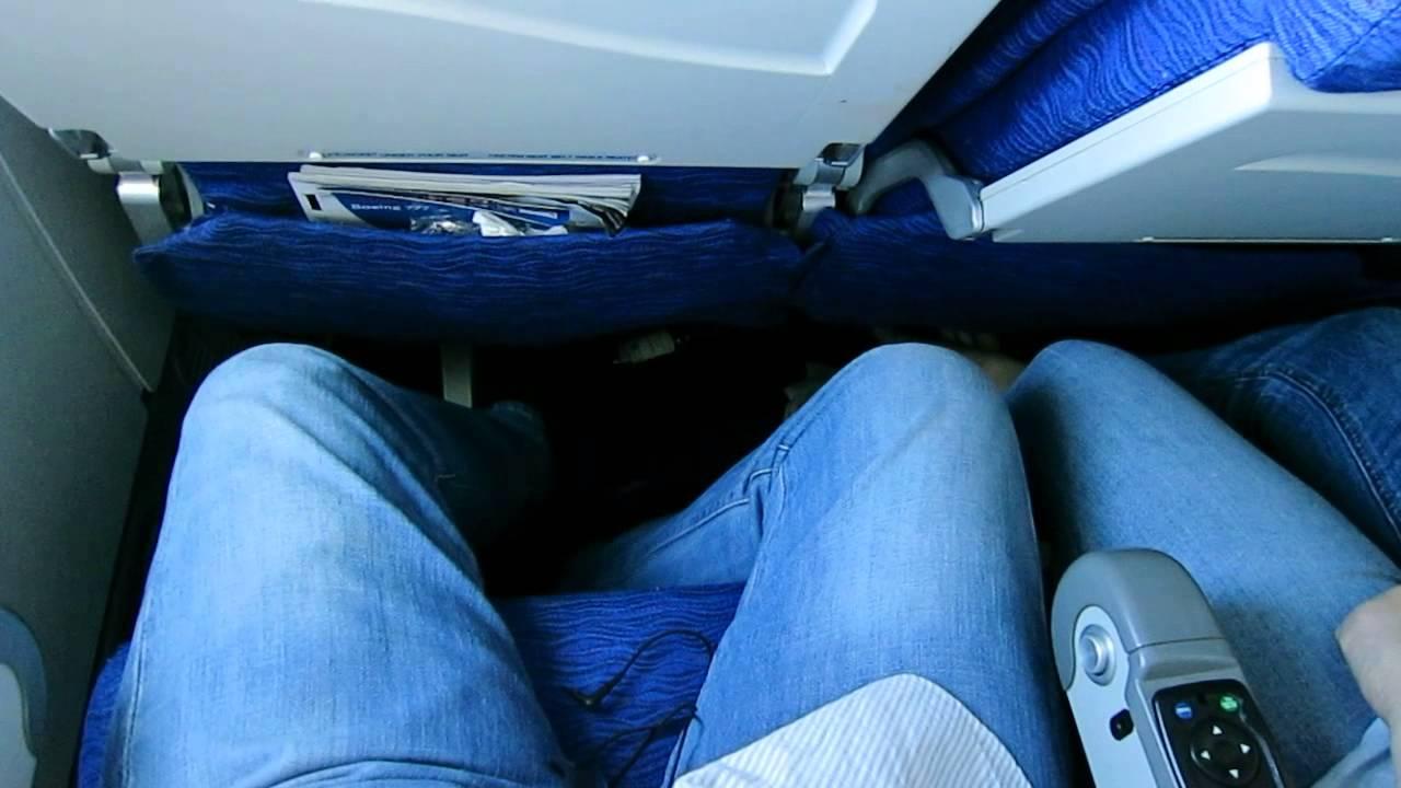 British airways 777 world traveller cabin youtube for Interieur 777