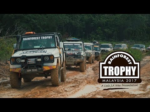 RAINFOREST TROPHY 2017