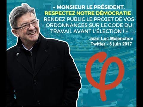 NON, Macron ne DOIt pas dévoiler son programme! selon Barbier (BFMTV)!!!