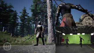 Longsword Fight - Mocap Performance