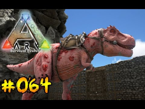 ARK #064 Dinos bemalen [HD] from YouTube · Duration:  20 minutes 59 seconds