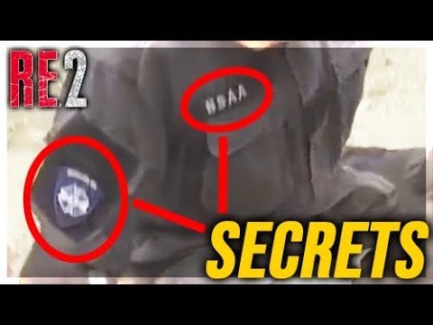 Resident Evil 2 Remake - Exclusive Behind The Scenes Footage + Secrets - Blue UmbrellaBSAA?