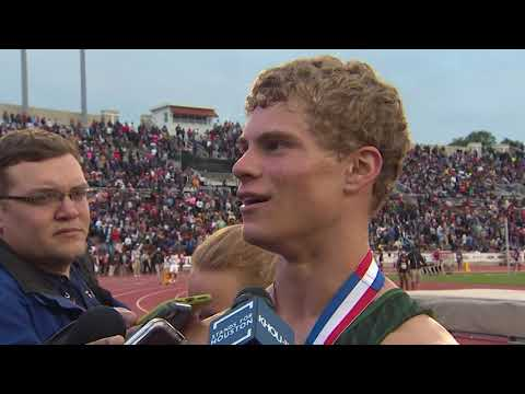Matthew Boling Sets National, State Record In 100m