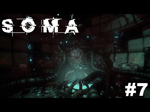 SOMA - Walktough - Part 7 (END) (No Commentary)