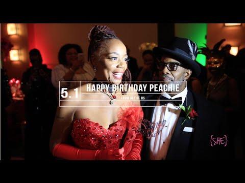 "Peachie's ""Mardi Gras"" Birthday Bash | 5.1"