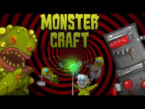 Крафтим Монстров! - Monster Craft