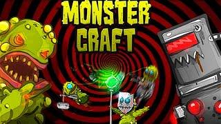 - Крафтим Монстров Monster Craft