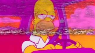 Russian Sunset - ロシア ノ ユウヤケ (Vaporwave chill remix) Simpsons wave